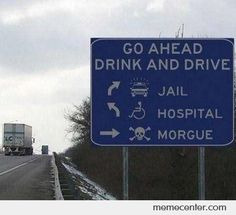 Funny road sign!