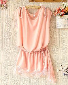 $27.00 | Spring and summer fashion short-sleeved chiffon shirt
