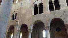 ABBAZIA DI SANT'ANTIMO - CASTELNUOVO DELL'ABATE