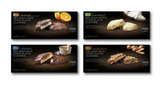 Fresh & Easy Belgian Cookies on Packaging of the World - Creative Package Design Gallery