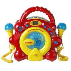 Kids CD Player -- Portable CD Player For Kids