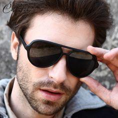 CALIFIT 2017 Hot Fashion Men's UV400 Sunglasses men Driving Mirrors Eyewear male Points Sun Glasses for man shades sport Oculos