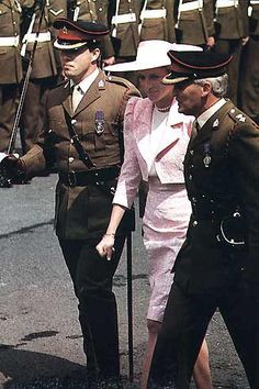 JUNE 8, 1989: PRINCESS DIANA RECEIVES THE FREEDOM OF THE BOROUGH OF NORTHAMPTON AS SHE RETURNS TO HER ANCESTRAL HOMETOWN.