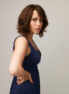 Bethany Joy Lenz as Haley James-Scott in #OneTreeHill - Season 5