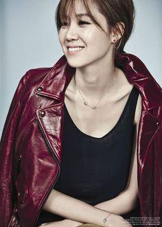 Gong Hyo Jin for J.Estina Red CF   #KongHyoJin #공효진