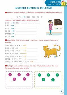 Sussidiario semplice 4 - Matematica 1, Mamma, Math Books