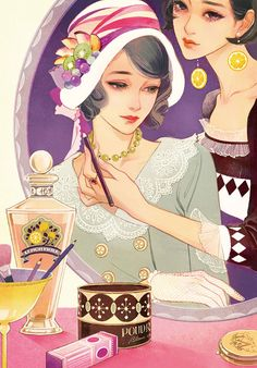 Thanks to random Pinterest roaming, I found this piece by Matsuo Hiromi. Elegant. http://www.matsuohiromi.com