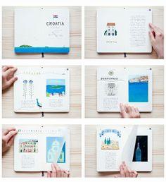 近藤圭恵 イラストレーション yoshie kondo illustrations