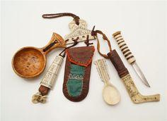 Sami accesories for belt.