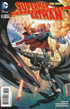 Worlds' Finest # 31 DC Comics The New 52! Vol 3
