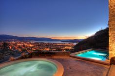 Kelowna Vacation Rental - VRBO 442557 - 4 BR Thompson Okanagan House in Canada, Executive Estate with Private Pool in Luxury Gated Community Hotels And Resorts, Best Hotels, Mansions For Rent, Gated Community, Private Pool, Bed And Breakfast, Custom Homes, Habitats, Ideal Home