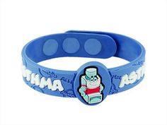 - Our kid friendly version of an asthma medical alert bracelet meets and exceeds U.S. and European safety standards for children's products. - Designed with three, adjustable snaps, AllerMates asthma