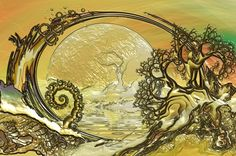 'she' fractal art