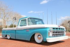 1965 Ford F-100 BAGGED RESTO MOD | eBay Motors, Cars & Trucks, Ford | eBay!