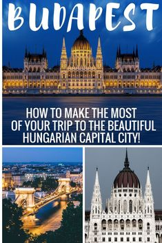 Planning a trip to Hungary? Wondering about all the fun and exciting things to do in Budapest? In this post I share with you some of my top Budapest travel tips so that you can get a better idea of what to expect when you visit this beautiful Hungarian City. #budapest #traveltips