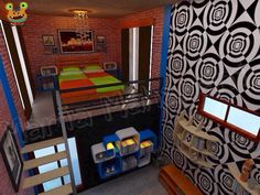 BigRoom . #bedroomdesign #interiordesigner #interiordesign #contemporer