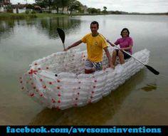 DIY boat...