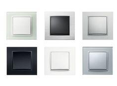 gira esprit technik pinterest schalter steckdosen und lichtschalter. Black Bedroom Furniture Sets. Home Design Ideas