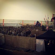 Electric Beach festival Watergate Bay