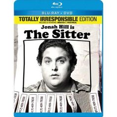 The Sitter (Totally Irresponsible Edition) (Blu-ray + DVD) (Widescreen)