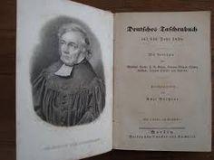 Deutsches Taschenbuch auf das Jahr 1838. Inhalt: Friedrich Schleiermacher.