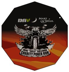 The Original Custom Imprinted Motorcycle Coaster® American Legion Riders, Mike And Sully, Poker Run, Green Knight, Motorcycle Clubs, Military Discounts, Charity, Digital Prints, Photo Galleries