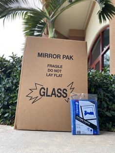 Protect your decorated mirrors, paintings, and picture frames during a move or a renovation with uBoxes Mirror/Picture box and dust pouch! Get this combination today and save BIG with our discounted prices! #Boxes #Storage #MovingCompany #MovingTips #MovingDay #LastMile #HouseHunting #RealestateAgent #HomeDepot #DIY #ShopSmall #MoveToMiami #PackagingDesign #Realestate #MovingService #Packing #Realtor #Home #Relocation #ProfessionalMovers #SelfStorage #Coronavirus #MovingSupplies Moving Kit, Moving Boxes, Moving Supplies, Packing Supplies, Picture Boxes, Picture Frames, Decorated Mirrors, Moving To Miami, Professional Movers