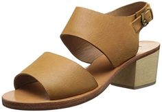 Rachel Comey Women's Tulip Heeled Sandal, Polished Wheat, 7.5 M US ** Be sure to check out this awesome product.