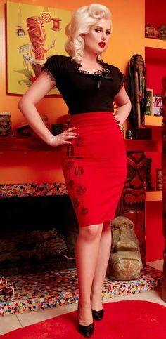 Model: Doris Mayday