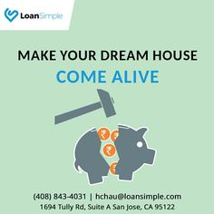 Make Your Dream House Come Alive............................  #DreamHouse #DreamHome #FHALoan #LoanSimple #homeownership #mortgagediscussion #Mortgage #HomeLoan #MortgageRates #Loan #LoanSimple #Lowratemortgagecompany