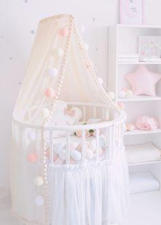 Baby Girl Nursery Room İdeas 404057397816239885 - perfect nurseries Source by claudinelombard Baby Bedroom, Baby Room Decor, Nursery Room, Girl Nursery, Girl Room, Girls Bedroom, Nursery Decor, Pastel Nursery, Nursery Furniture