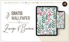 Mach deinem Handy, Tablett oder Computerbildschirm eine Freude und schmücke es festlich mit unserem hübschen Weihnachts-Wallpaper – einfach kostenlos herunterladen!