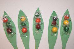 May Day Basket Caterpillar's