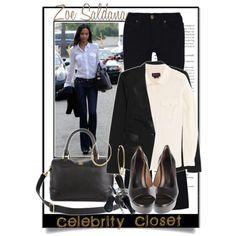 Celebrity Closet: Zoe Saldana
