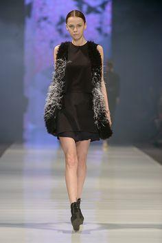 Fashion Week Poland: Sylwia Rochala jesień-zima 2103, fot. Seweryn Cieślik/Magnifique Studio