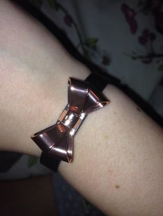 My rose gold Ted Baker bracelet I got from Harrolds saw over 20 sport cars today