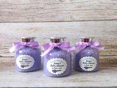 A personal favorite from my Etsy shop https://www.etsy.com/listing/502217556/10-lavender-bath-salts-plastic-bottle