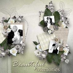 serenity by Ilonka's Scrapbook Designs