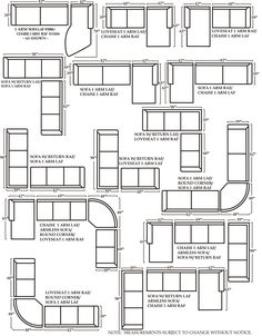 international standard sofa sizes 2, 3 4 seaters - Google ...