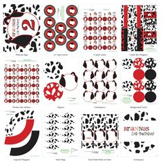 101 dalmation birthday | 101 dalmatians inspired ultimate party package digital files