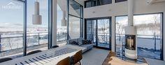 Kilpisjärvi | Moderni puutalo | Modern wooden architecture - Honkatalot.fi