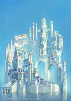 Замок на воде 2
