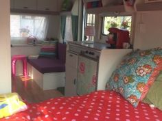 Caravan kleur