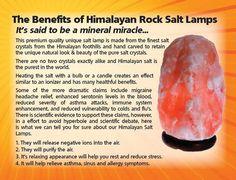 I love my Himalayan Salt Lamps! | Inspiration for https://dazedanddiffusedblog.wordpress.com