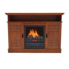 Shop for Augusta Entertainment Center Fireplace. Get free delivery at Overstock.com - Your Online Home Decor Outlet Store! Get 5% in rewards with Club O!