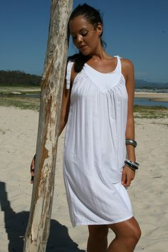 "www.ladywatego.com    ""Maggie"" dress by Lady WATEGO Byron Bay Sequin Tablecloth, Shades Of Beige, Surf Outfit, Clothing Labels, Byron Bay, Beach Dresses, Beachwear, Surfing, Summer Outfits"