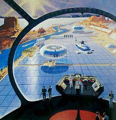 Amazing Retro-Futuristic Space Collection