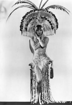 Visual representation of Anna May Wong, the woman Paul said he looked like the night his parents saw him in drag.