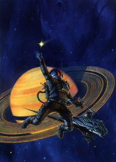 Darrell K. Sweet, Lost Object Found / The Vault of Retro Sci-Fi