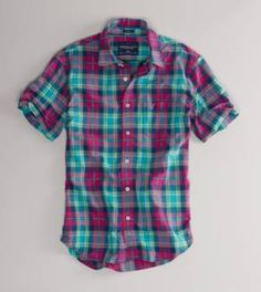 I don't always like short sleeve shirts but this one looks cool. Basic Outfits, New Outfits, Whale Shirt, American Eagle Outfits, Mens Outfitters, Eagle Outfitters, Looks Cool, Fashion Forward, Long Sleeve Shirts